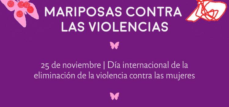 Mariposas contra las violencias
