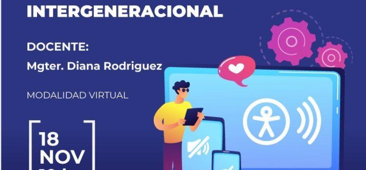 Taller Propuesta de Comunicación para una Comunidad Intergeneracional – 6º Encuentro de Egresados