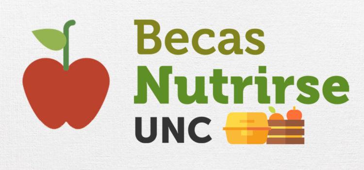 La UNC lanza convocatoria a las Becas Nutrirse