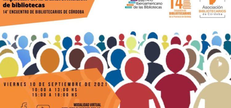 14° Encuentro de Bibliotecarios de la Provincia de Córdoba