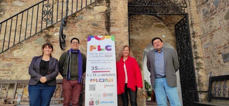 La Escuela de Bibliotecología en la Feria del Libro Córdoba 2021