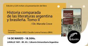 ARGENTINA-BRASIL Tomo II-Flyer