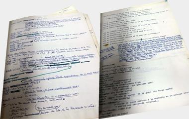 biblia guion