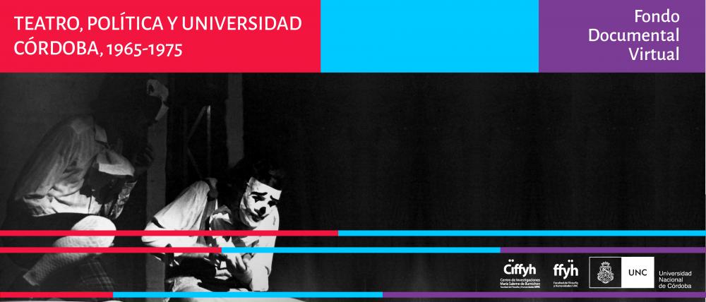 Teatro y Política en la UNC, 1965-1975