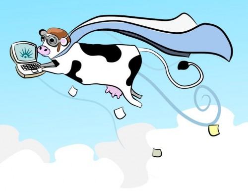 usar linux el dia que las vacas vuelen