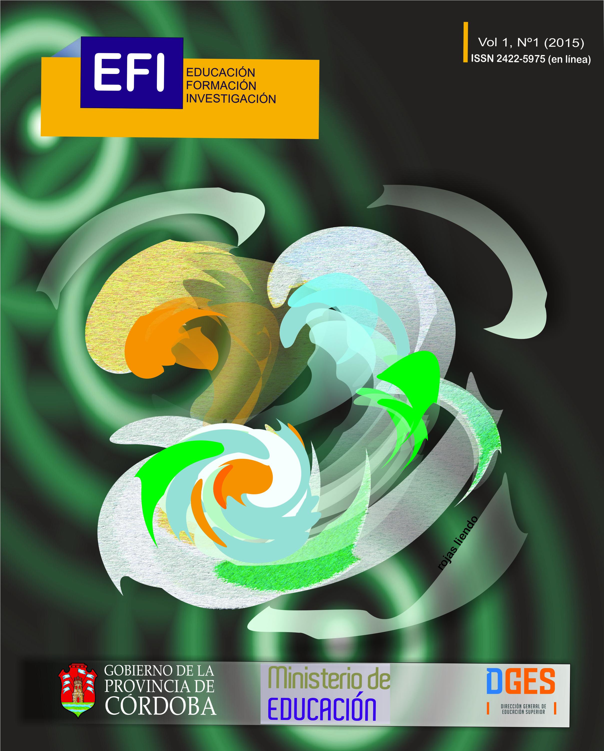 La revista  E.F.I. (Educación, Formación e Investigación) de la Dirección General de Educación Superior, ya está en Ansenuza