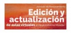 Jornada de edición y actualización de aulas virtuales