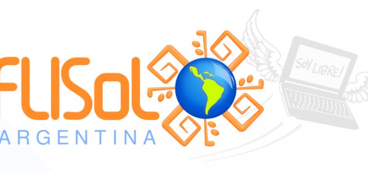 """Participación del FLISoL 2018: """"Materiales educativos abiertos como desafíos para la enseñanza"""""""
